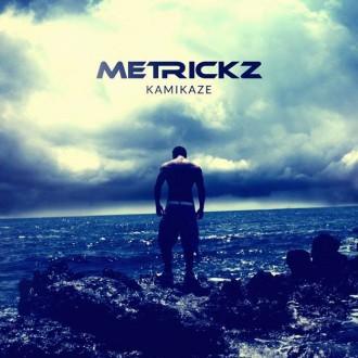 Metrickz - Kamikaze EP Cover