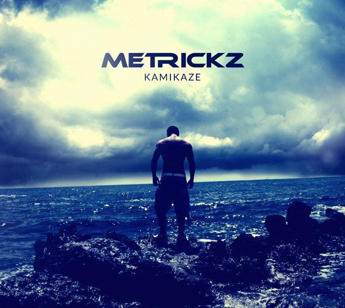 Metrickz – Kamikaze EP Album Cover