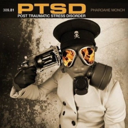 Pharoahe Monch – Post Traumatic Stress Disorder Album Cover