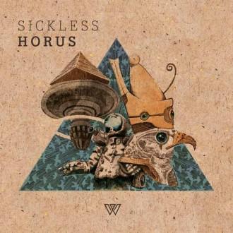 Sickless - Horus Album Cover