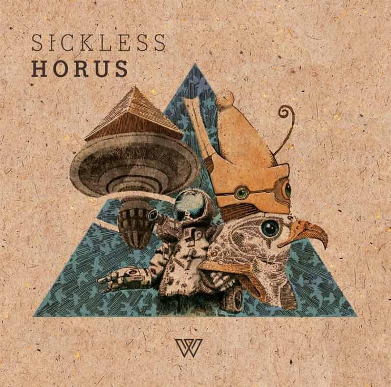 Sickless – Horus Album Cover