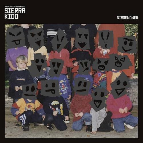 Sierra Kidd – #nirgendwer Album Cover