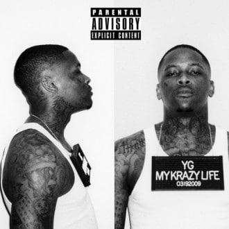 YG - My Krazy Life Album Cover
