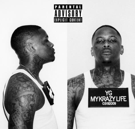 YG – My Krazy Life Album Cover