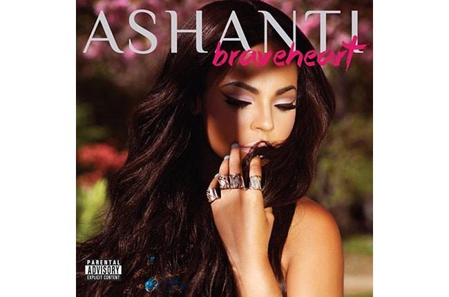 Ashanti – Braveheart Album Cover