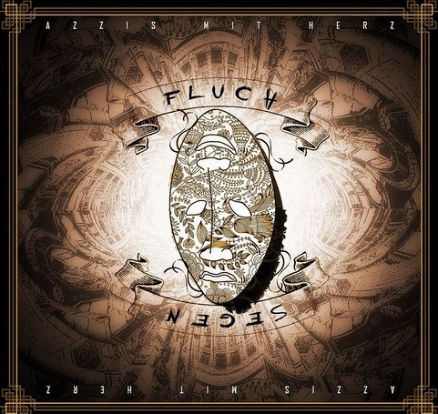 Azzis mit Herz – Fluch und Segen Album Cover