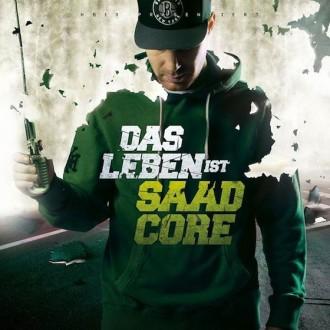 Baba Saad - Das Leben ist Saadcore Album Cover