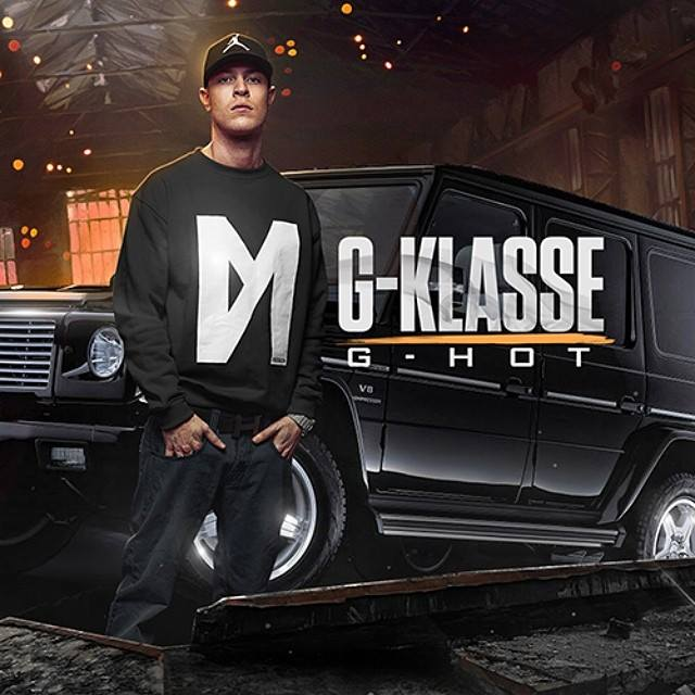 G-Hot – G-Klasse Album Cover