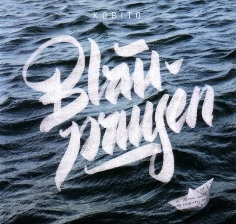 Kobito – Blaupausen Album Cover