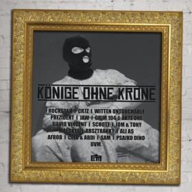 Koenige ohne Krone Sampler Album Cover