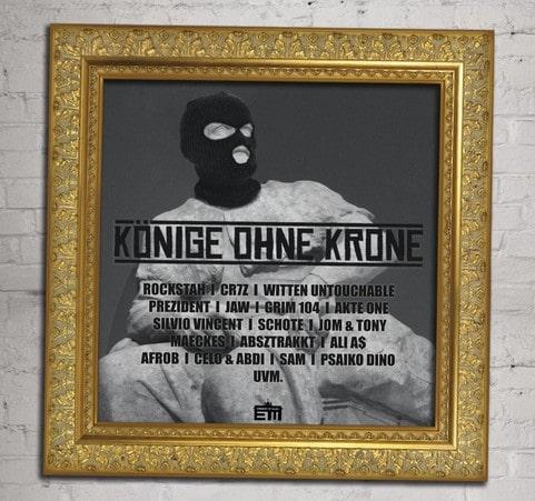 Verschiedene Interpreten – Könige ohne Krone Album Cover