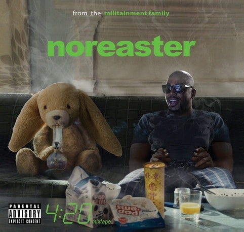 N.O.R.E. – Noreaster Album Cover