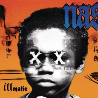 Nas - Illmatic XX Album Cover