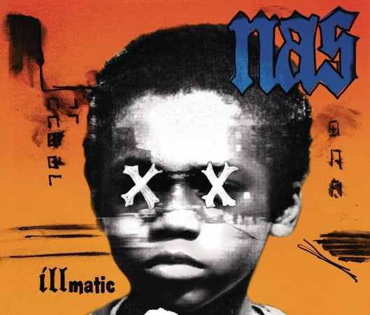 Nas – Illmatic XX Album Cover
