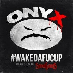 Onyx - wakedafucup Album Cover