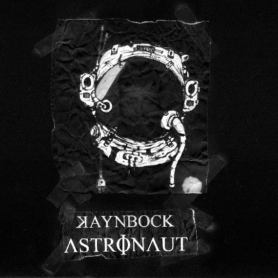 kaynBock – Astronaut Album Cover