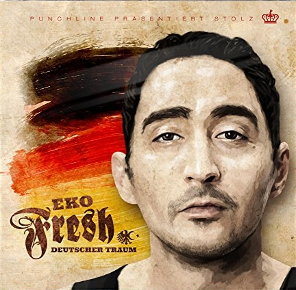 Eko Fresh – Deutscher Traum Album Cover