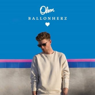 Olson - Ballonherz Album Cover