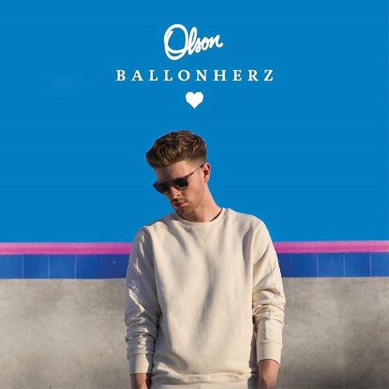 Olson – Ballonherz Album Cover