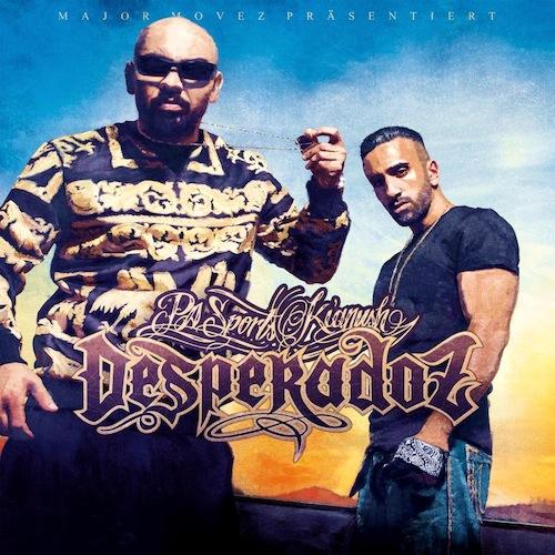 PA Sports & Kianush – Desperadoz Album Cover