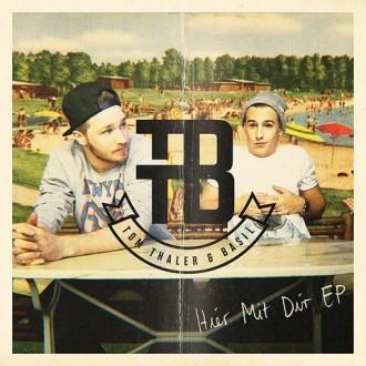Tom Thaler & Basil - Debuet EP Cover