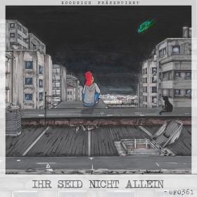UFO361 - Ihr seid nicht allein Album Cover