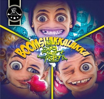 257er – Boomshakkalakka Album Cover