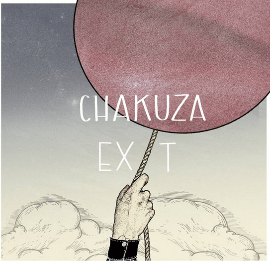 Chakuza – Exit Album Cover