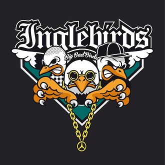 Inglebirds - Big Bad Birds Album Cover