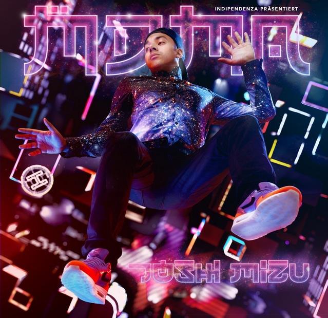 Joshi Mizu – MDMA Album Cover