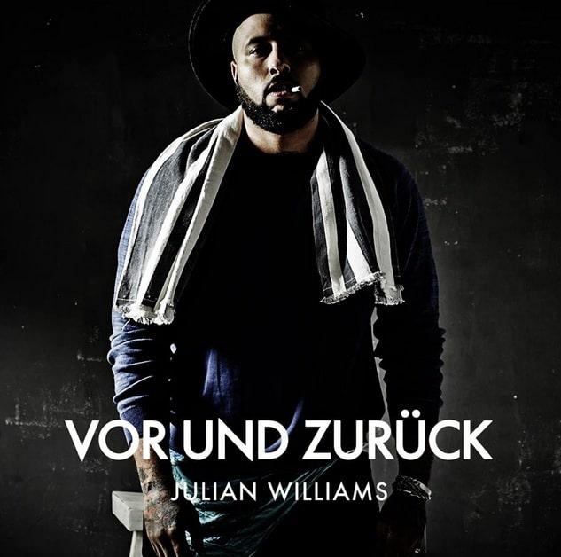 Julian Williams – Vor und zurück EP Album Cover