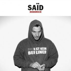 Said - Hoodrich Album Cover