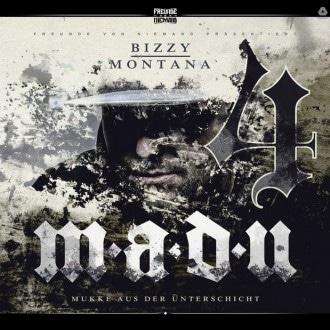 Bizzy Montana - Mukke aus der Unterschicht 4 Album Cover