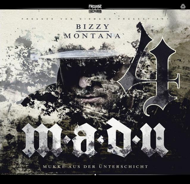 Bizzy Montana – Mukke aus der Unterschicht 4 Album Cover