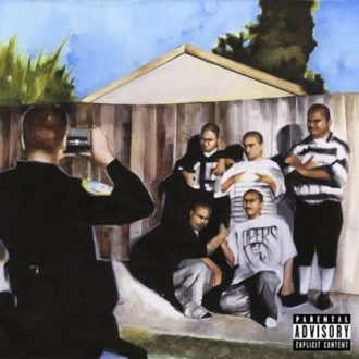 Blu - Good to be home Album Cover