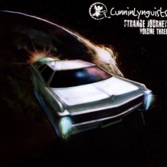 Cunninlynguists - Strange Journey Volume Three Album Cover
