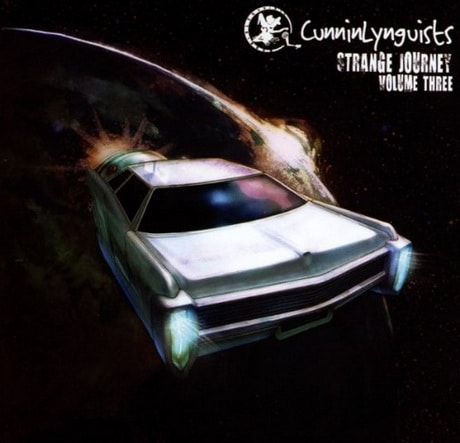CunninLynguists – Strange Journey Volume Three Album Cover