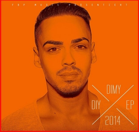DIMY – D.I.Y. EP Album Cover