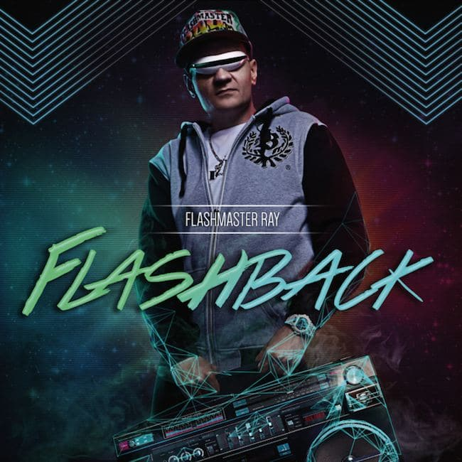 Flashmaster Ray – Flashback Album Cover