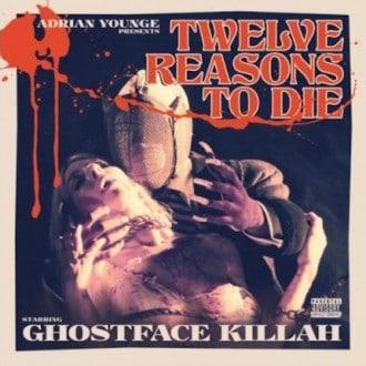 Ghostface Killah - Twelve Reasons To Die Album Cover