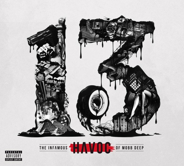 Havoc – 13 Album Cover