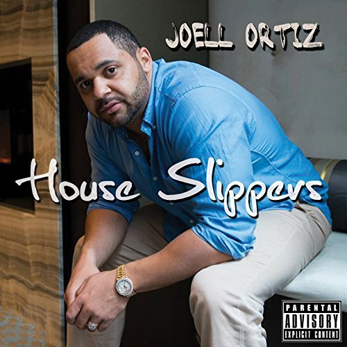 Joell Ortiz – House Slippers Album Cover
