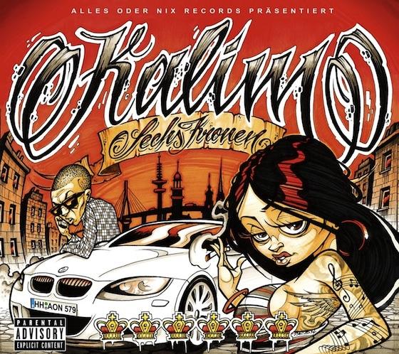Kalim – 6 Kronen Album Cover
