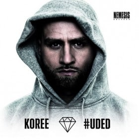 Koree - UDED Album Cover
