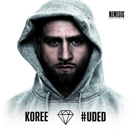 Koree – #UDED Album Cover
