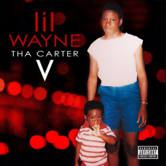 Lil Wayne - Tha Carter 5 Album Cover