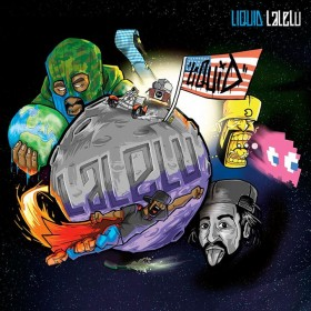 Liquid - La Le Lu Album Cover