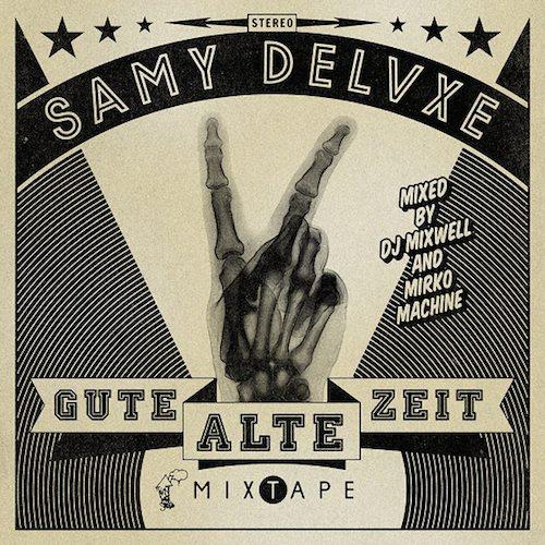 Samy Deluxe – Gute alte Zeit Album Cover