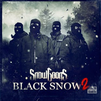 Snowgoons - Black Snow 2 Album Cover