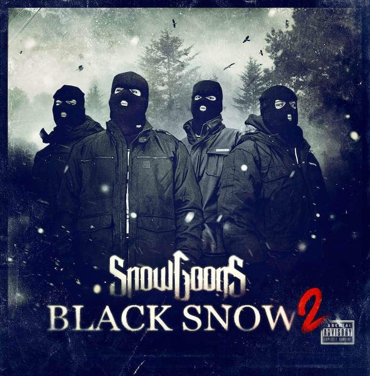 Snowgoons – Black snow 2 Album Cover
